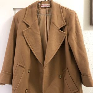 Jackets & Coats - Oversized Coat